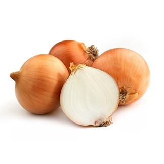 Fresh Brown Onion available online at Vegberry in Dubai, UAE
