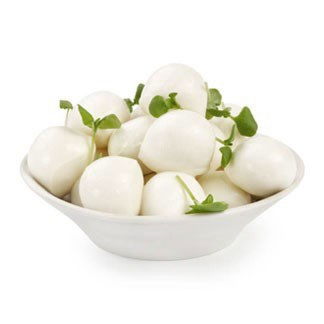 Fresh Fresh Mozzarella Mini available online at Vegberry in Dubai, UAE