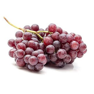 Fresh Red Globe Grapes available online at Vegberry in Dubai, UAE