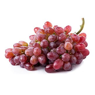 Fresh Red Seedless Grapes available online at Vegberry in Dubai, UAE