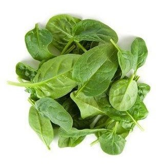 Fresh Baby Spinach available online at Vegberry in Dubai, UAE