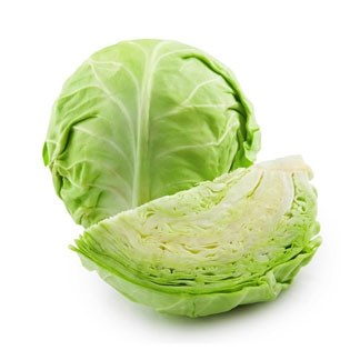 Fresh White Cabbage available online at Vegberry in Dubai, UAE