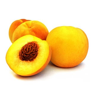 Fresh Yellow Peach available online at Vegberry in Dubai, UAE